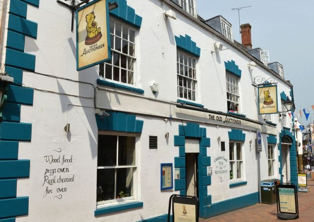Banbury Pub Vows To Get Top Hygiene Rating Back After