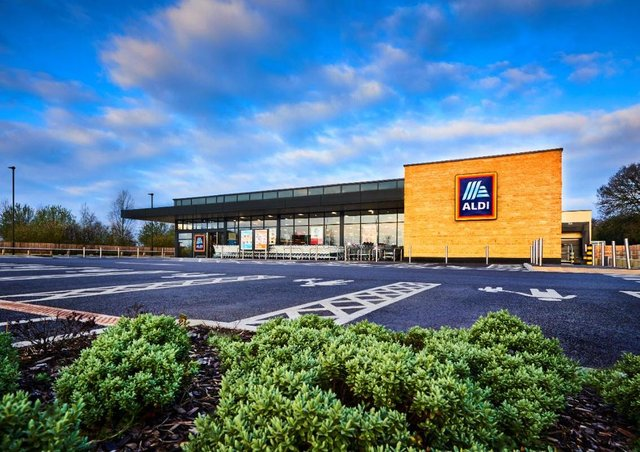 Aldi supermarkets are considering opening another location in Banbury (photo from Aldi supermarkets)
