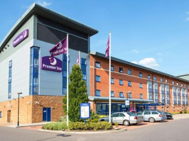 The Banbury Premier Inn where staff had taken sheets and towels home to wash because of a shortage