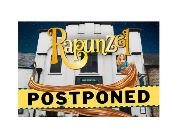 This year's pantomime at the Chipping Norton Theatre, Rapunzel, has been postponed until 2021.