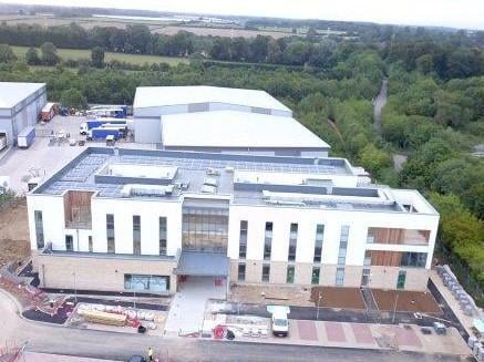 Brackley Medical Centre and Community Hospital set to open next month