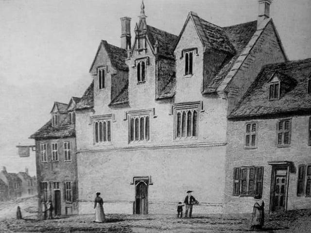 Banbury Old Gaol.