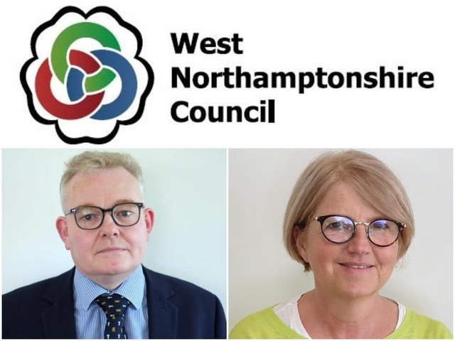 West Northamptonshire Council will launch on April 1 with Ian McCord as leader and Anna Earnshaw as chief executive