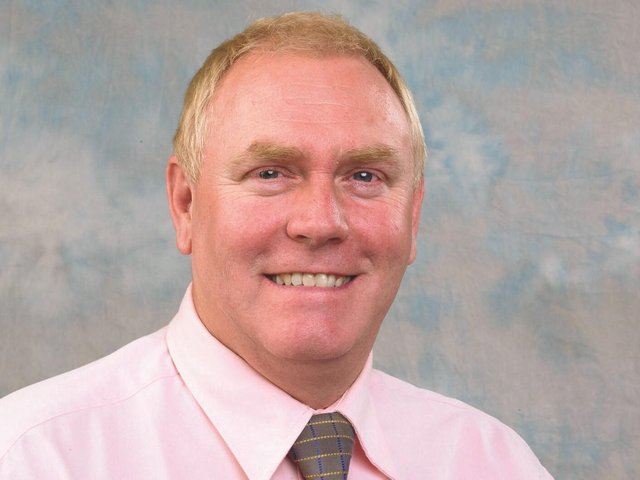 Cllr John Donaldson of Cherwell District Council