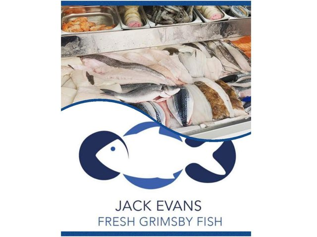 Jack Evans, the new fishmonger who will be at the Banbury Markets on a Thursday starting today, Thursday March 4