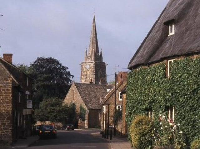 Village of Adderbury (Banbury Guardian file photo)