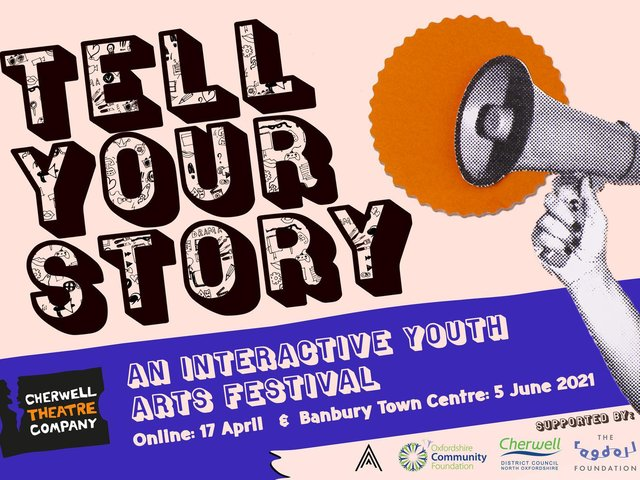 Two-part interactive youth arts festival coming up this spring in Banbury