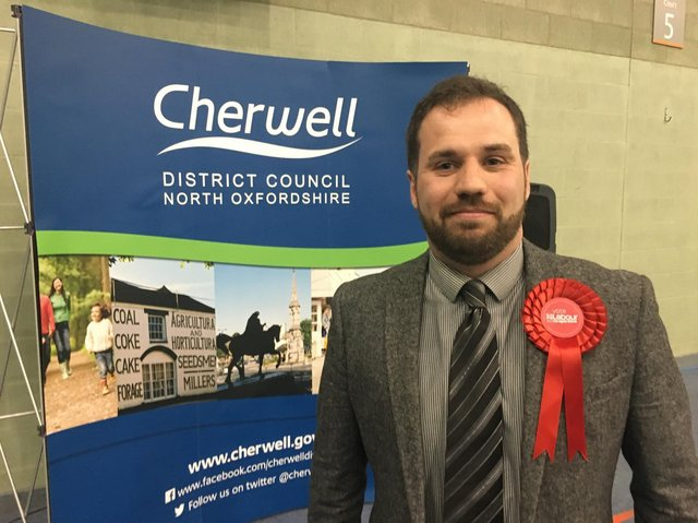 Cllr Sean Woodcock, Labour, who has highlighted the lack of take-up of Healthy Start funding