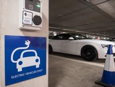 Oxfordshire County Council prepares for electric vehicle revolution (Image from Oxfordshire County Council)