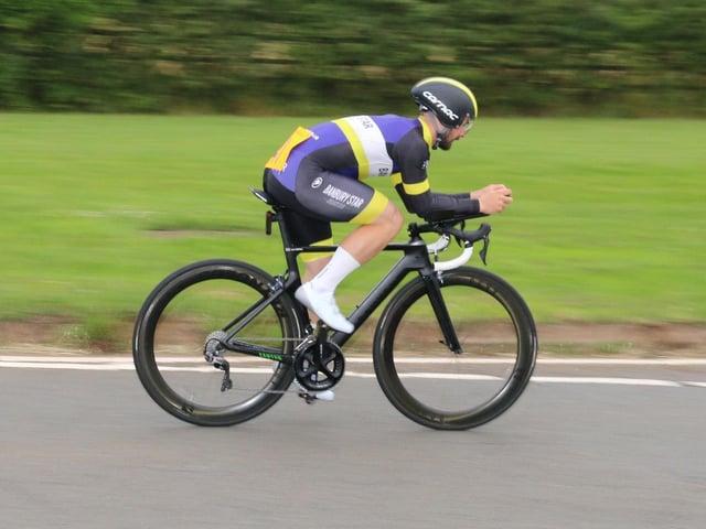 Luke Norris was the club's most successful TT rider last season.