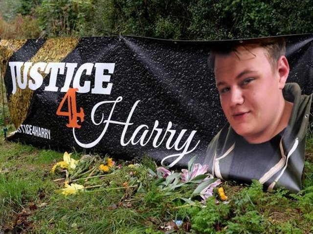 Harry's parents launched their campaign for justice following the teenager's death in 2019