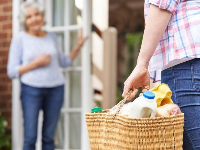 Oxfordshire County Council, in partnership with the city and district councils and Citizens Advice services, is offering support to vulnerable residents through a number of schemes.(Image from Oxfordshire County Council)