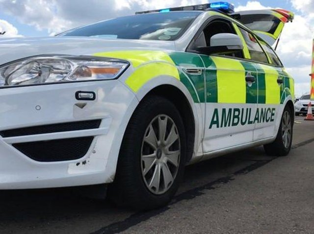 Banbury area residents are reminded to contact NHS 111 first via online or telephone if in need of emergency medical assistance over the Easter holiday weekend. (Image from Oxfordshire County Council)