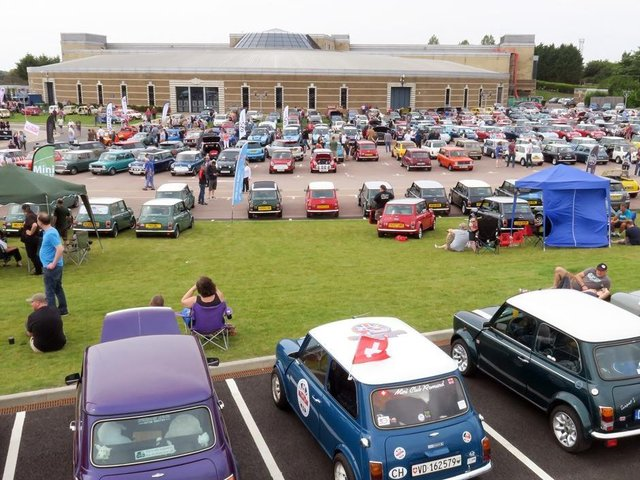 The British Motor Museum in Gaydon is gearing up to run a full schedule of motoring shows and events this year. Photo supplied