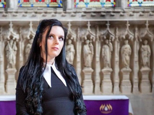 Banbury-born film director Claudia Collett who is raising money to fund her new film, Precious
