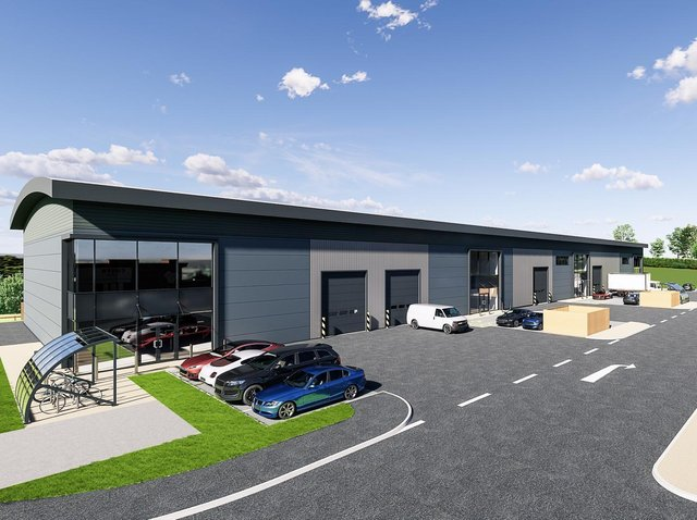 Tungsten Properties, one of the UK's leading mid-box industrial developers, has acquired two acres of land at Northampton Road, Brackley from Sainsbury's for £2.1 million.