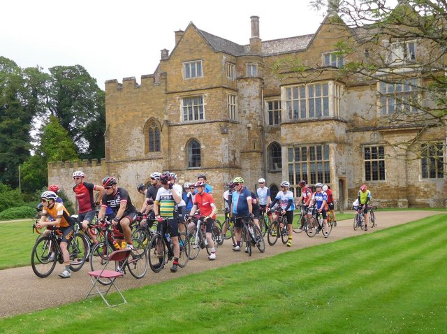 The Broughton Castle Cycling Sportive 2021 is going ahead this year on Sunday July 11.