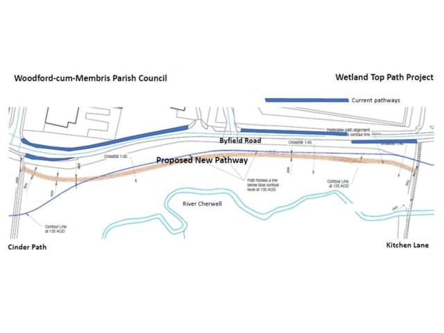 Woodford cum Membris Parish Council gets £37,000 HS2 grant for woodland walkway