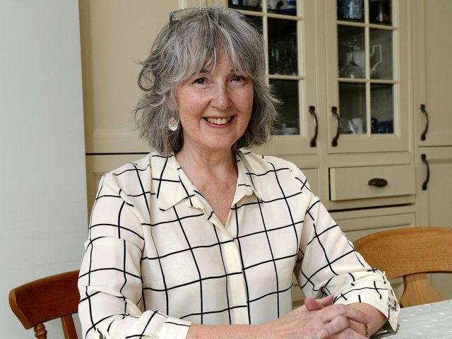 Sue Edgar, champion of the Horton and NHS, who has died