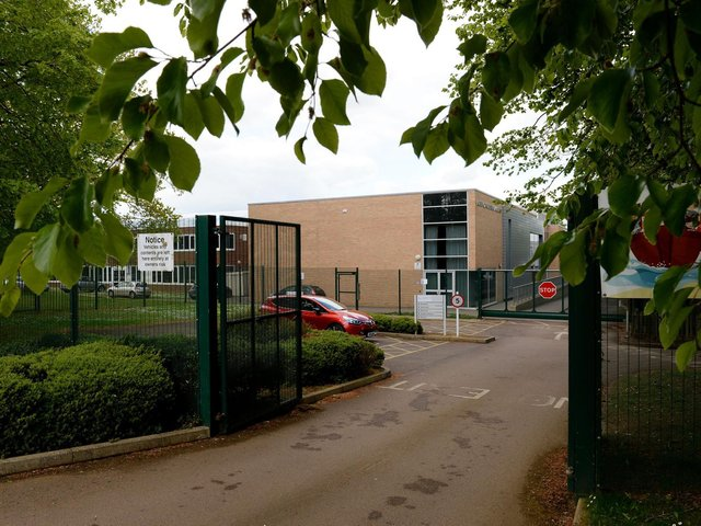 North Oxfordshire Academy where holiday activities will take place during the May half term