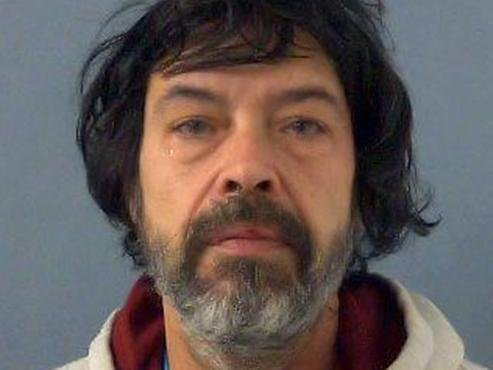 Julian Harriss, of Banbury, sentenced for sexual offences (Image from Thames Valley Police)