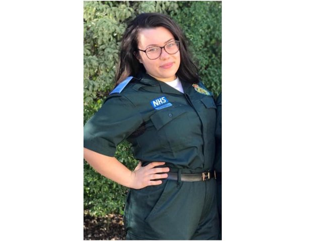 Mica Lee, a student paramedic from Banbury has launched a fundraising campaign to help fund her trip to volunteer in a hospital in Tanzania next year.