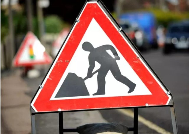 The main road through a South Northamptonshire village will temporarily be closed for drainage works to be completed next month.