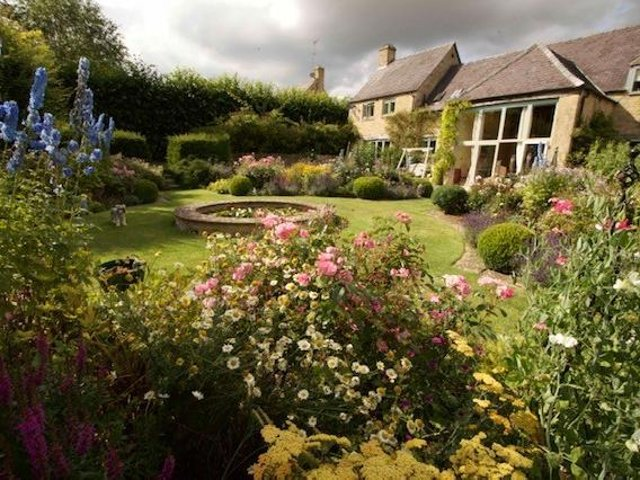 One of the gardens set to open to the public to benefit Katharine House Hospice