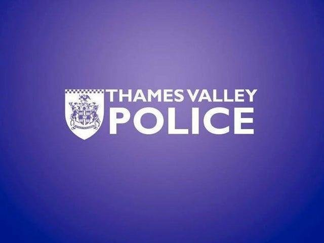 Police arrested a man after a foot chase today (Monday May 10) for attempted robbery in Banbury.