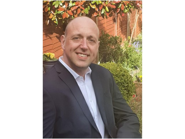 Trevor Johnson appointed to serve as the chief executive for Katharine House Hospice near Banbury (Image from Katharine House Hospice)