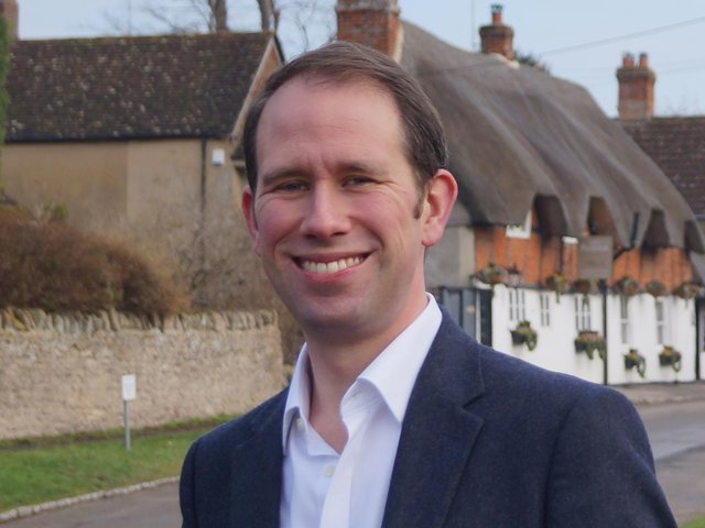 Matthew Barber elected as Police and Crime Commissioner for Thames Valley (Image from the Choose my PCC website)