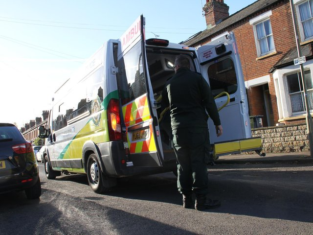 South Central Ambulance Service managed to reorganise patient transport for thousands of patients over the peak of the pandemic