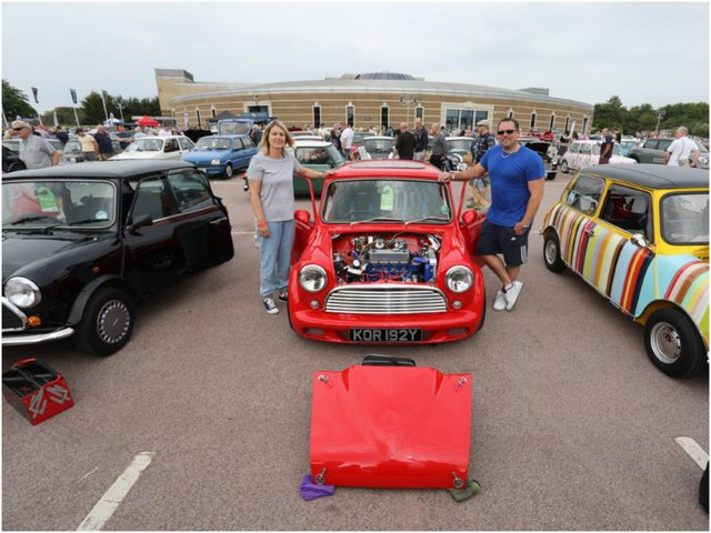 The 'National Metro and Mini Show' will be returning to the British Motor Museum as its first event of the 2021 show season. Photo supplied