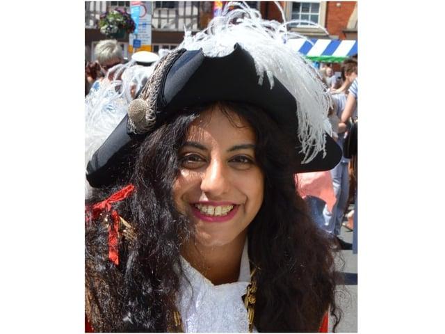 The Banbury Town Council has chosen its new mayor - Cllr Shaida Hussain.