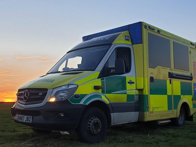 The SCAS ambulance service, covering Banbury, has been part of a huge research effort and has been given an award