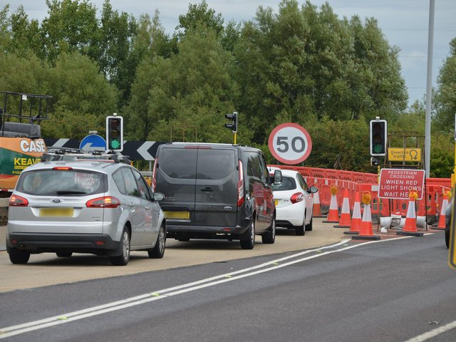 Plan ahead to avoid roadworks this bank holiday weekend