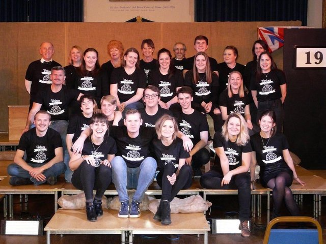 Voices Across Time - the choral organisation that has won a prestigious Queen's Award for voluntary service