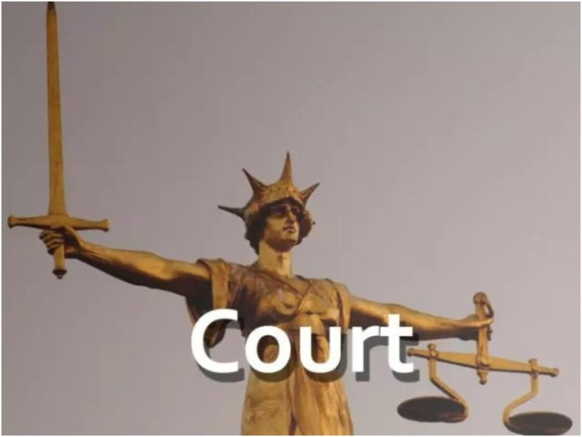 A Banbury man was fined after he admitted to breaking the law by filming inside court buildings in Wellingborough.