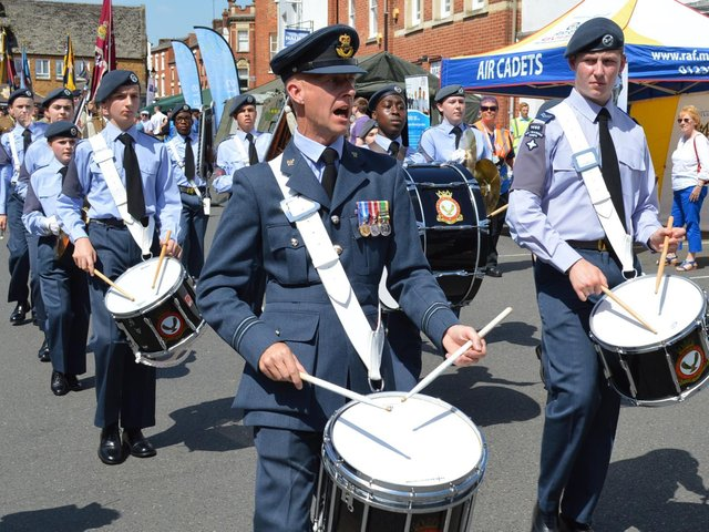 Armed Forces Day is set for return to Banbury later this month on Saturday June 26 (Photo of Armed Forces Day 2019 as submitted from Banbury Town Council)