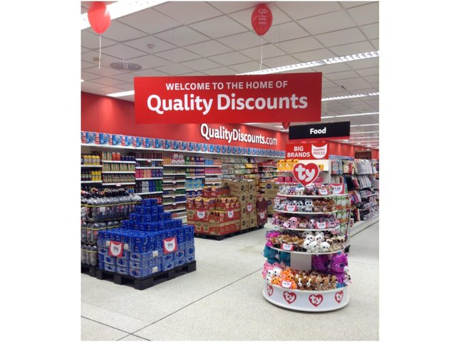 Discount retailer QD – QualityDiscounts.com is opening a new store in Chipping Norton. (Image submitted from the business QD)