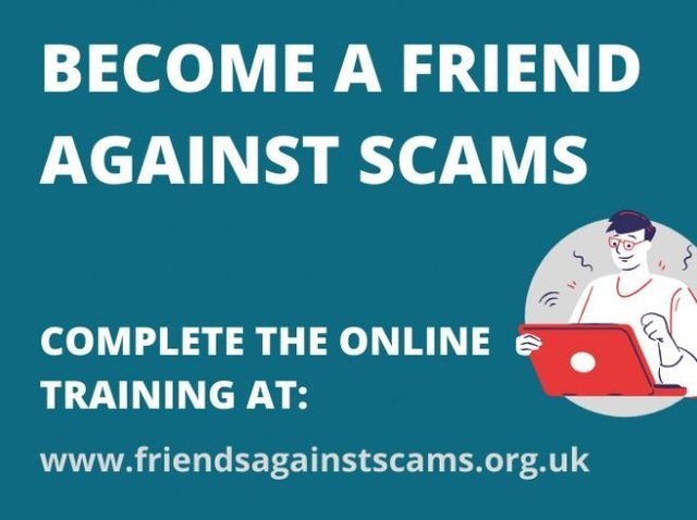 Residents are being advised to be on their guard against criminals and scammers who continue to target communities in Oxfordshire. (Image from Oxfordshire County Council)