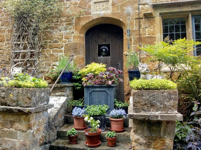 The beautiful garden of historic Springfield House will be open to the public when nine gardens in Warmington show off their displays on Sunday, June 27
