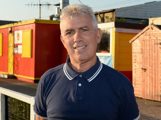 Banbury United chairman Phil Lines feels the time is right to step down