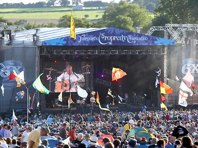 Some Fairport Convention fans are angry that the lack of government-backed insurance for Covid cancellation have forced the postponement of the Cropredy festival again this year