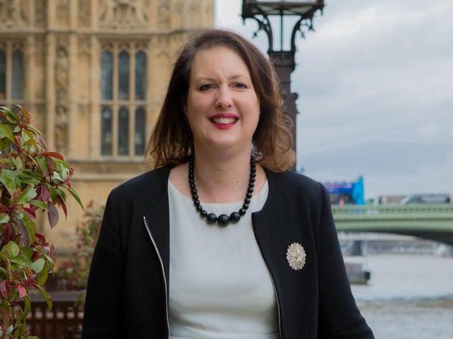 Banbury MP Victoria Prentis