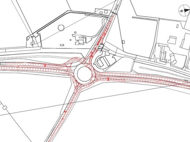 Oxfordshire County Council has allocated £18.8 million of its Oxfordshire Housing and Growth Deal funding to improve the existing roundabouts at the Upper Heyford development site in North Oxfordshire.