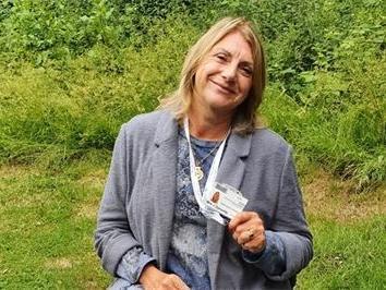 Radio Horton volunteer Joy Dansette (Image from Oxford University Hospitals (OUH) website)