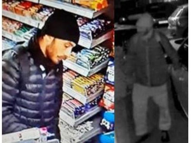 CCTV images released following multiple thefts from vehicles in Bicester (Image from TVP website)
