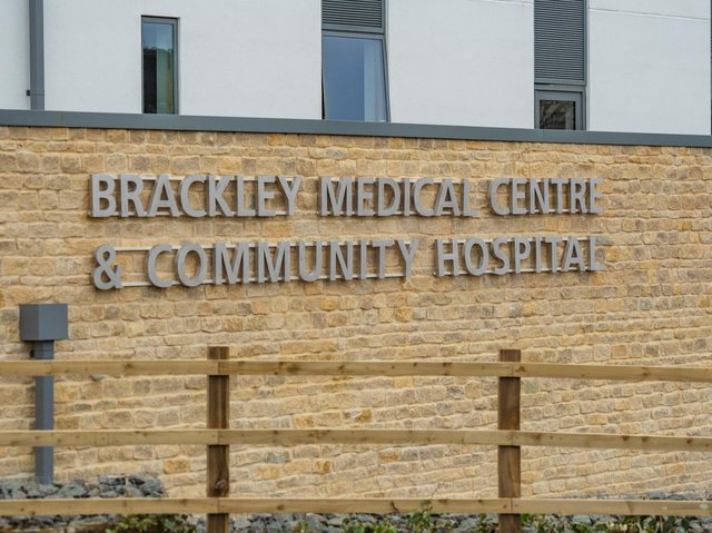 Brackley patients will benefit from a range of new outpatient clinics at the town's medical centre and community hospital