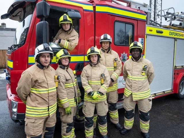 Oxfordshire County Council's Fire and Rescue Service have released a new short film designed to highlight recent collaborations with other emergency services and showcase new ways of working over the last year. (Image from Oxfordshire County Council)